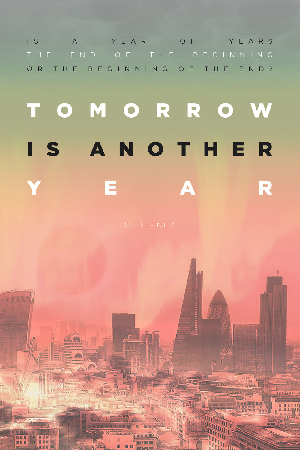 Tierney, Scott - Tomorrow is Another Year, ebook