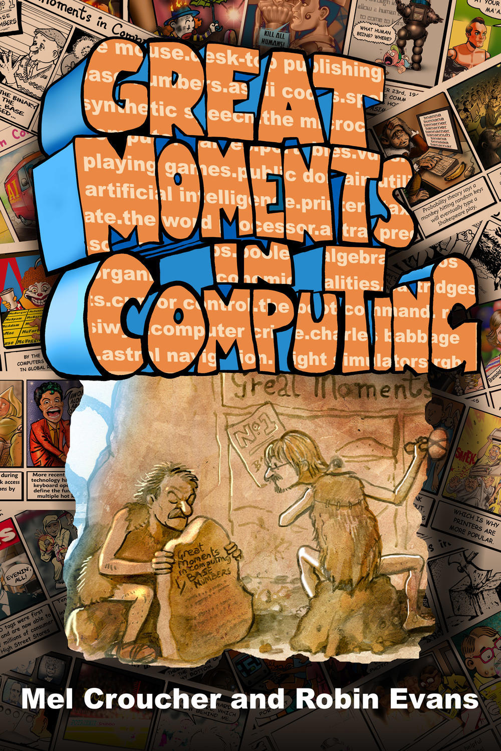 Croucher, Mel - Great Moments in Computing, ebook