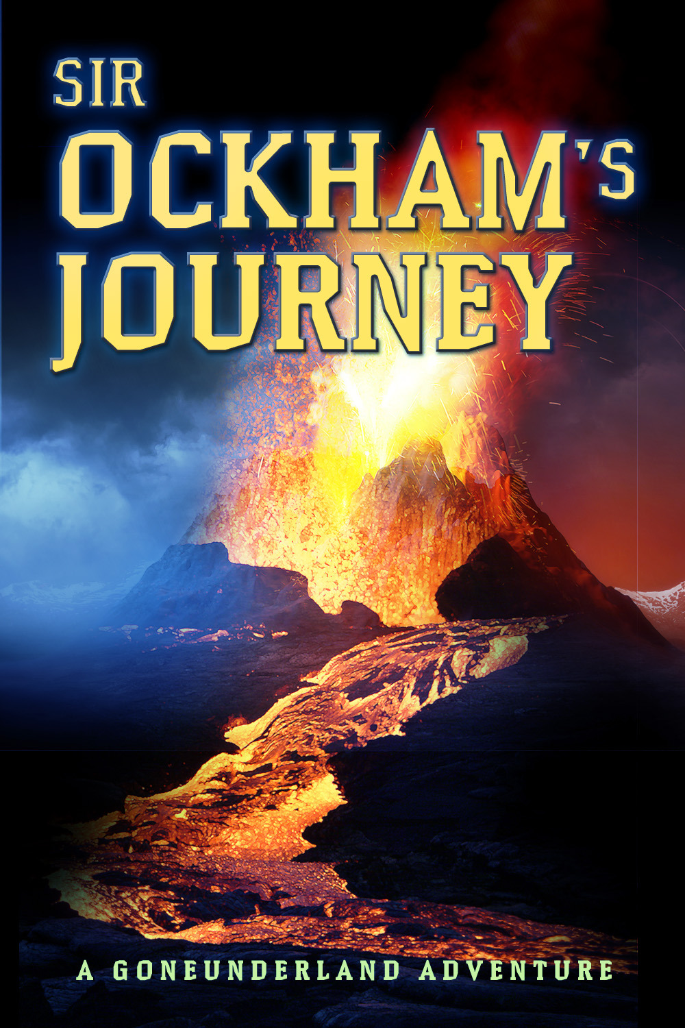 Birkbeck, S. D. - Sir Ockham's Journey, ebook
