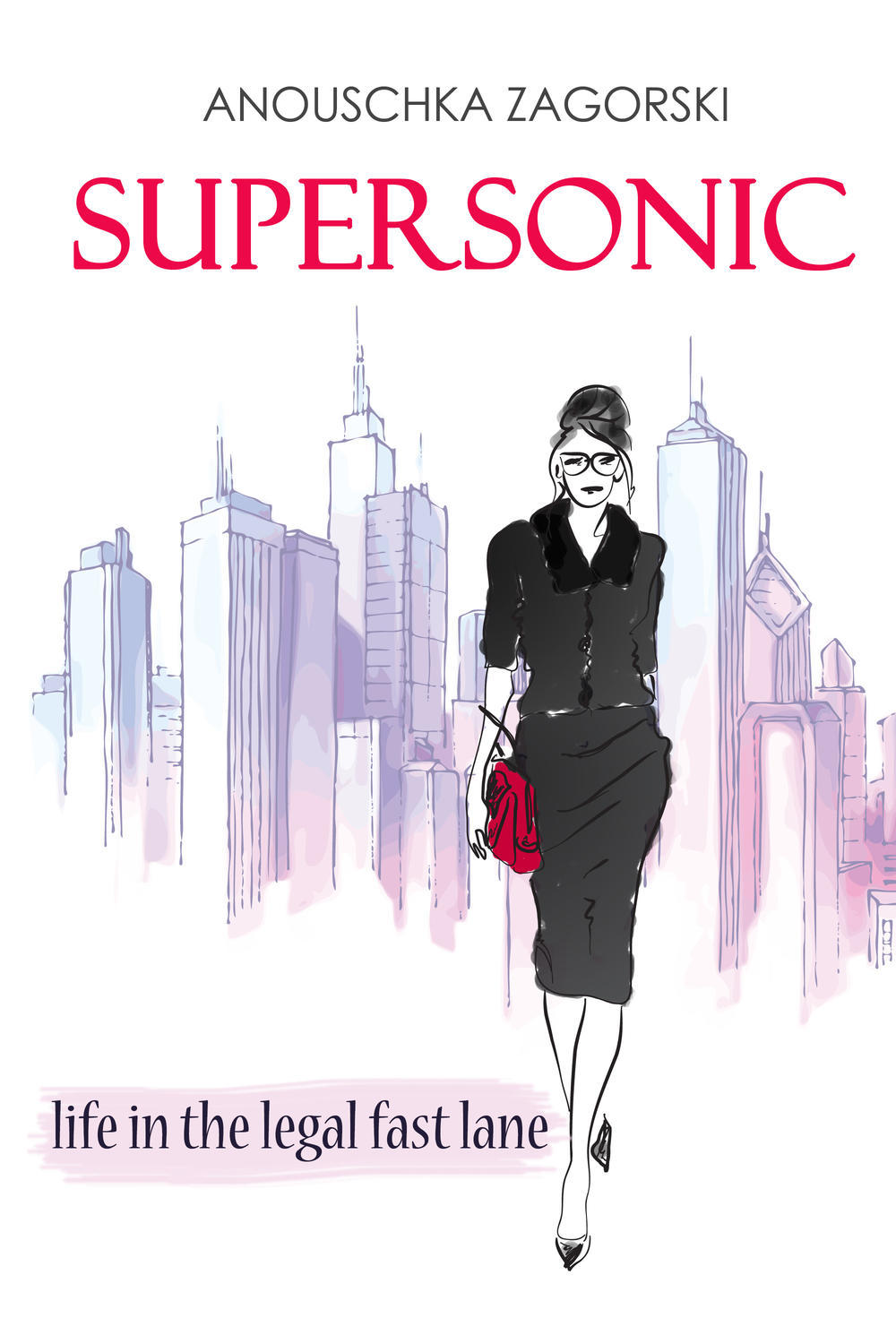 Zagorski, Anouschka - Supersonic, ebook