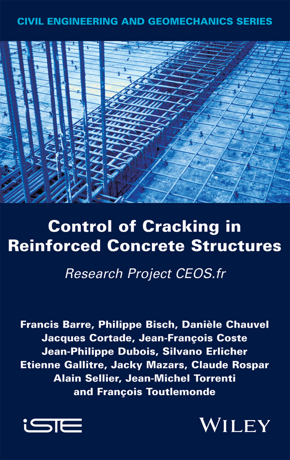 Barre, Francis - Control of Cracking in Reinforced Concrete Structures, ebook