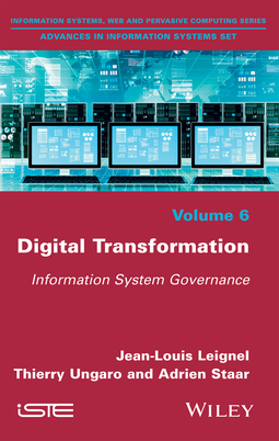 Leignel, Jean-Louis - Digital Transformation: Information System Governance, ebook