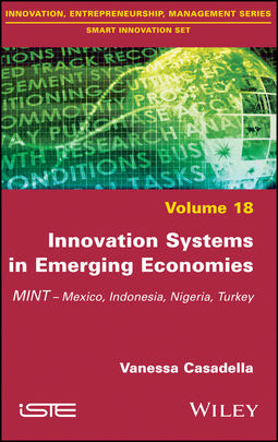 Casadella, Vanessa - Innovation Systems in Emerging Economies: MINT (Mexico, Indonesia, Nigeria, Turkey), ebook
