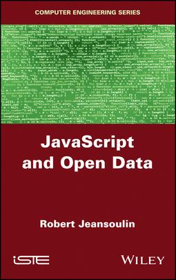 Jeansoulin, Robert - JavaScript and Open Data, ebook