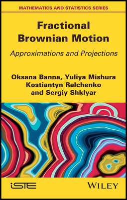 Banna, Oksana - Fractional Brownian Motion: Approximations and Projections, ebook
