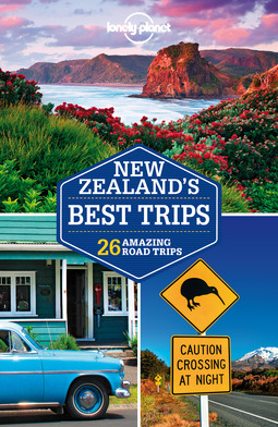 Atkinson, Brett - Lonely Planet New Zealand's Best Trips, e-kirja
