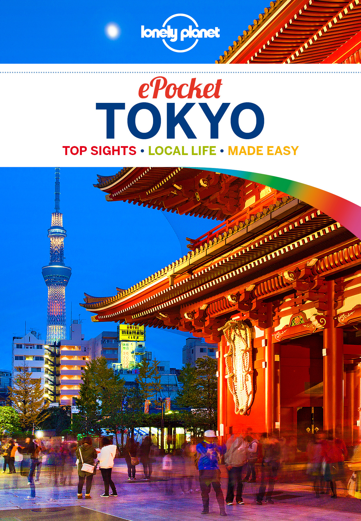 Planet, Lonely - Lonely Planet Pocket Tokyo, ebook
