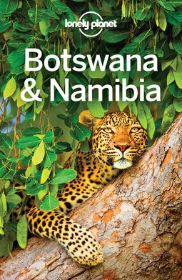 Planet, Lonely - Botswana & Namibia, ebook