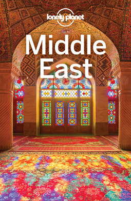 Clammer, Paul - Lonely Planet Middle East, ebook