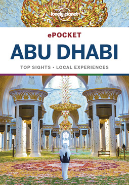 Planet, Lonely - Lonely Planet Pocket Abu Dhabi, ebook