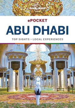Lee, Jessica - Lonely Planet Pocket Abu Dhabi, e-bok