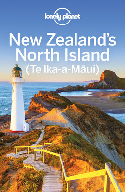 Atkinson, Brett - Lonely Planet New Zealand's North Island, ebook