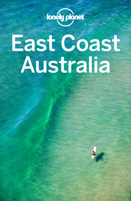 Planet, Lonely - Lonely Planet East Coast Australia, e-kirja