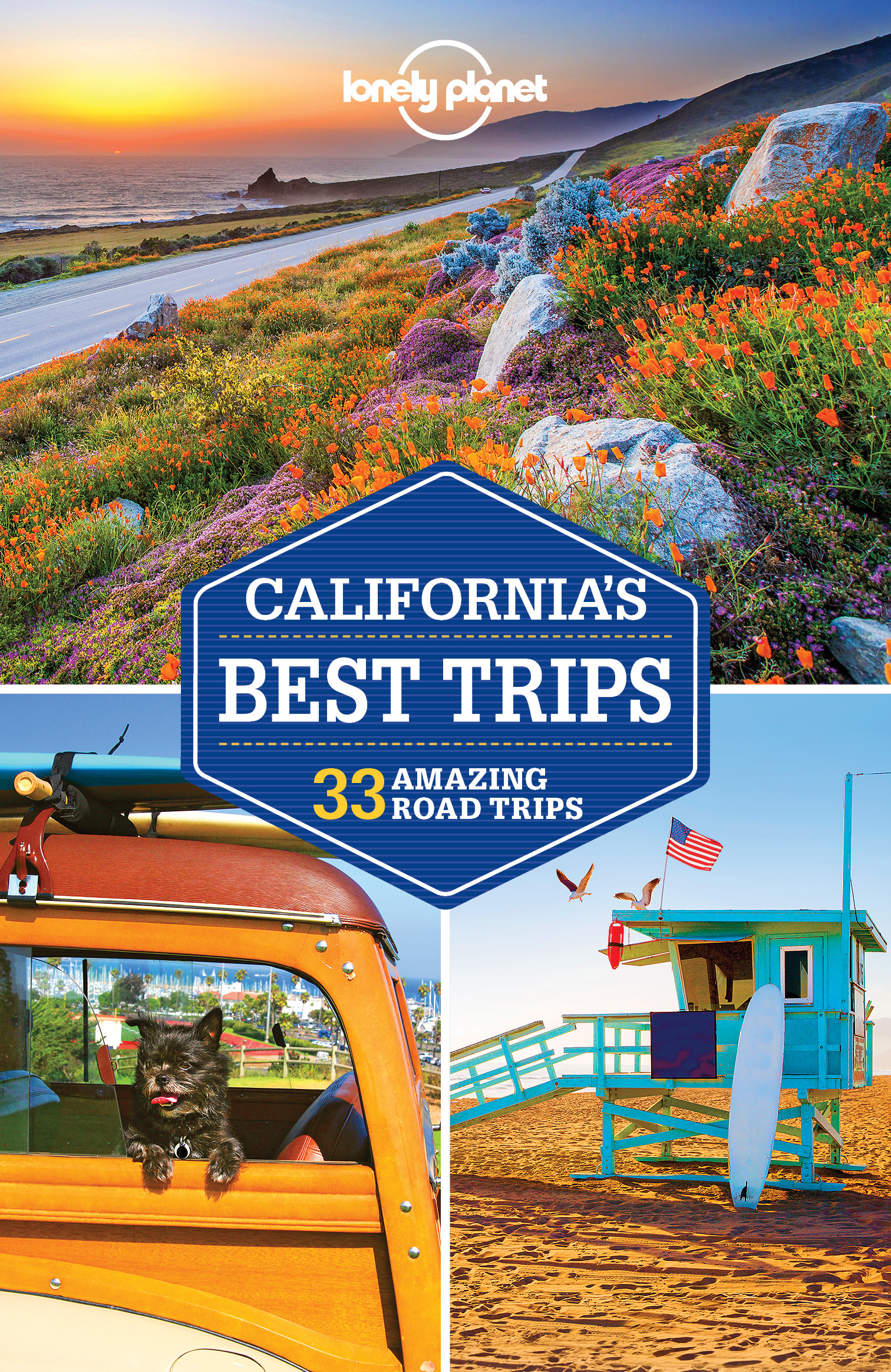 Benson, Sara - Lonely Planet California's Best Trips, ebook