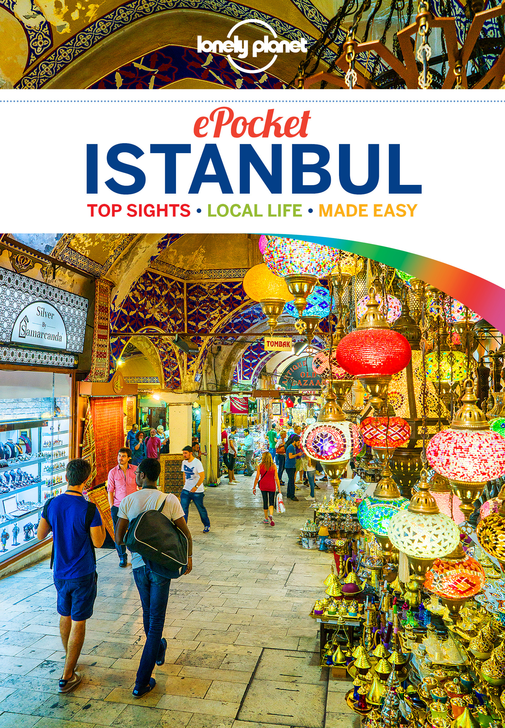Maxwell, Virginia - Lonely Planet Pocket Istanbul, ebook