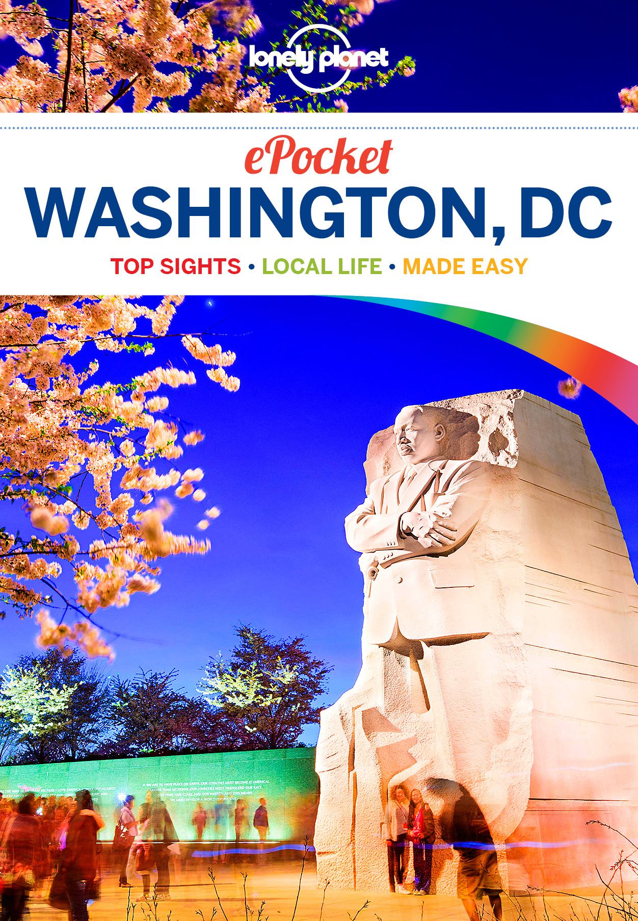 Planet, Lonely - Lonely Planet Pocket Washington, DC, ebook
