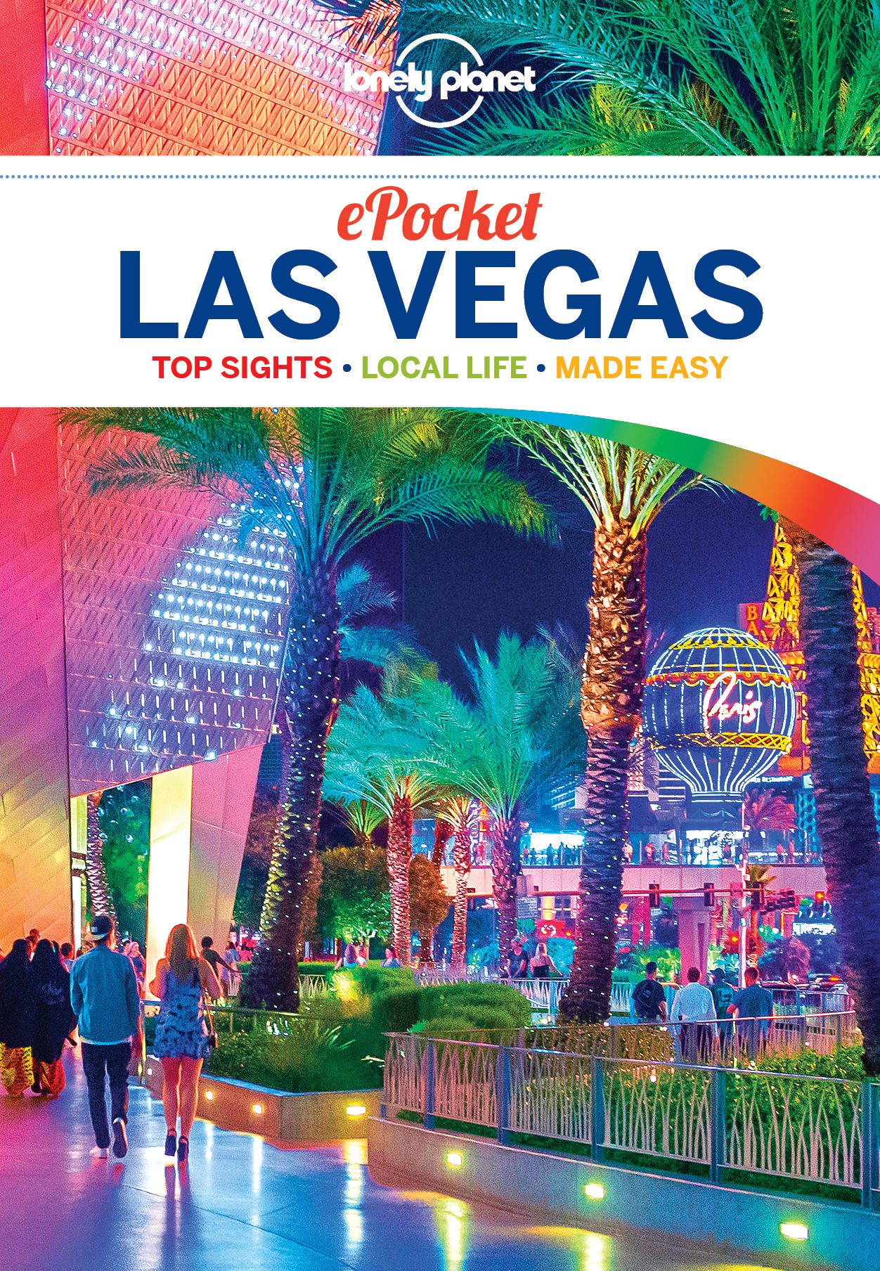 Planet, Lonely - Lonely Planet Pocket Las Vegas, ebook