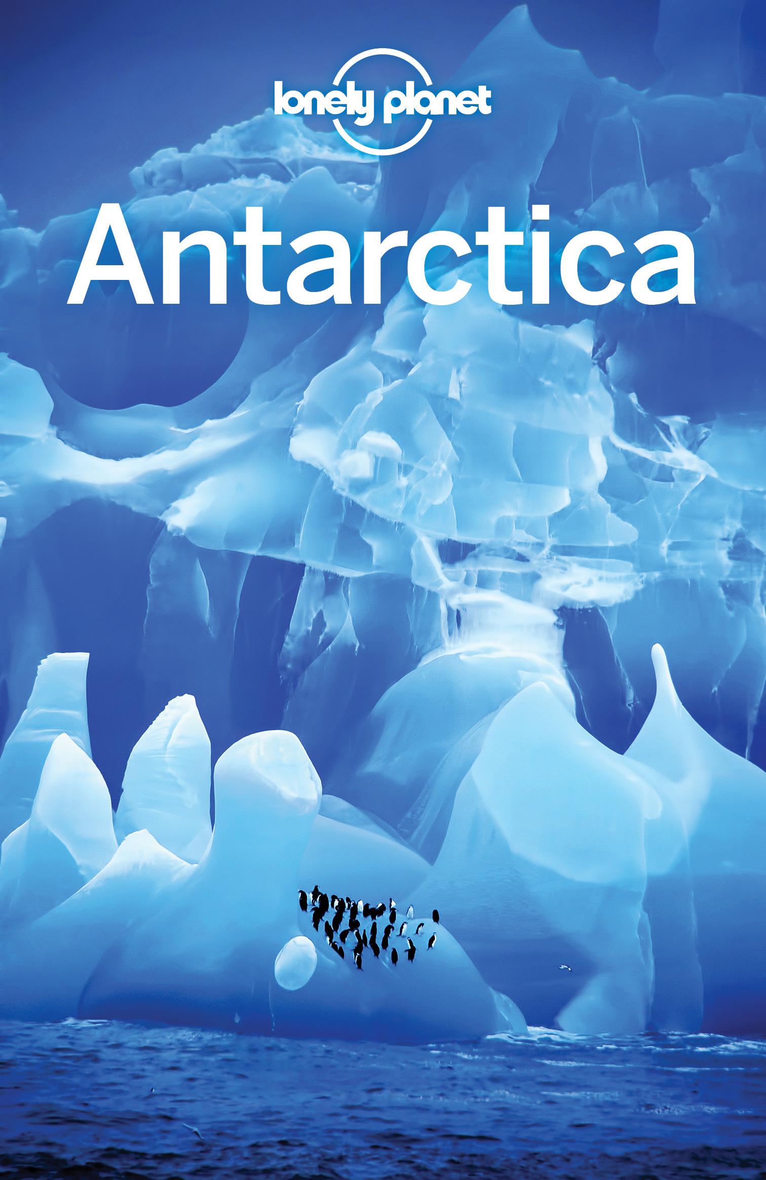 Planet, Lonely - Lonely Planet Antarctica, e-kirja