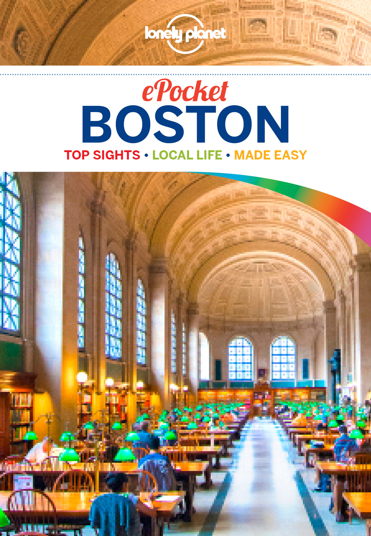 Planet, Lonely - Lonely Planet Pocket Boston, ebook
