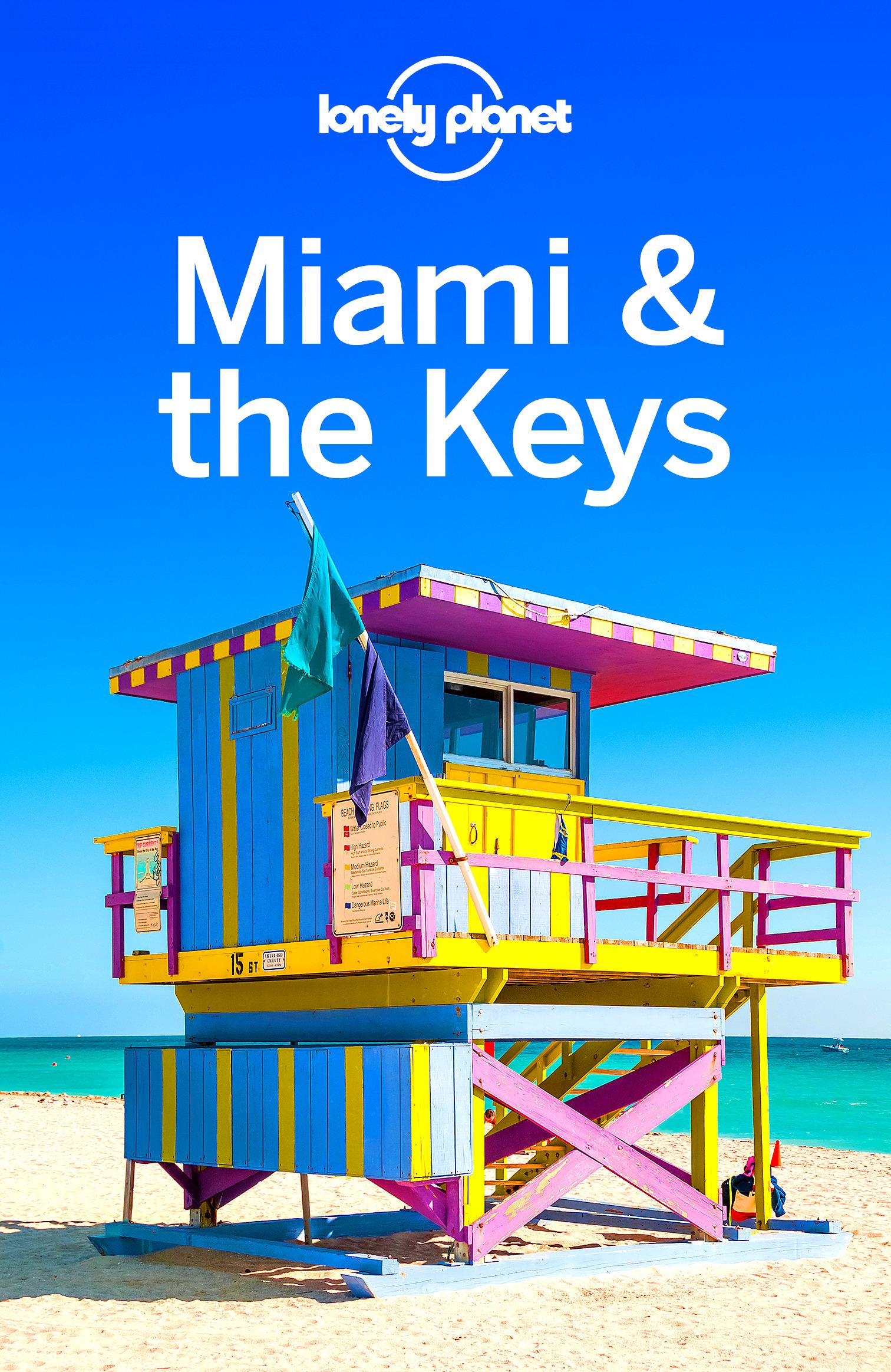 Louis, Regis St - Lonely Planet Miami & the Keys, ebook