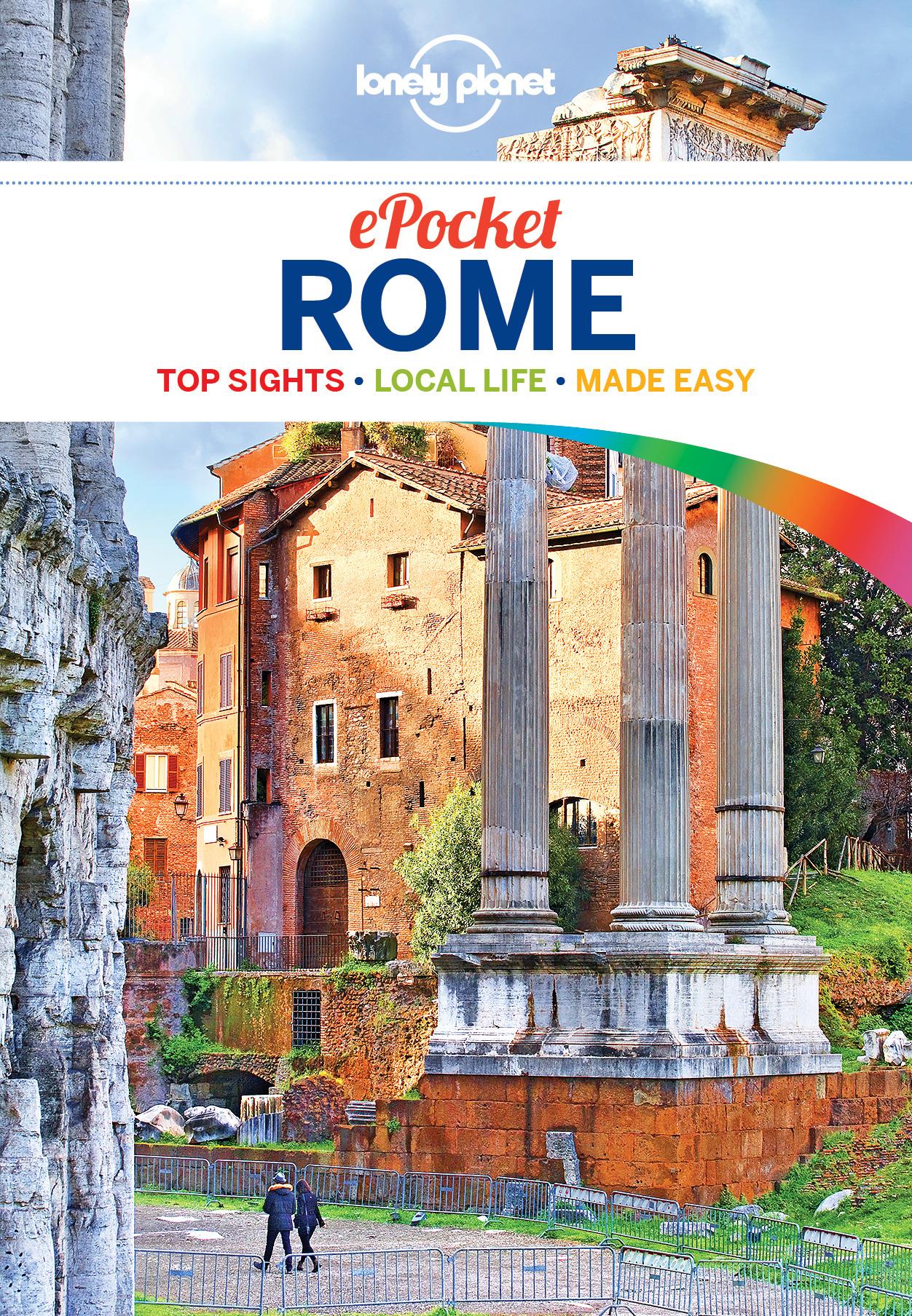 Garwood, Duncan - Lonely Planet Pocket Rome, ebook