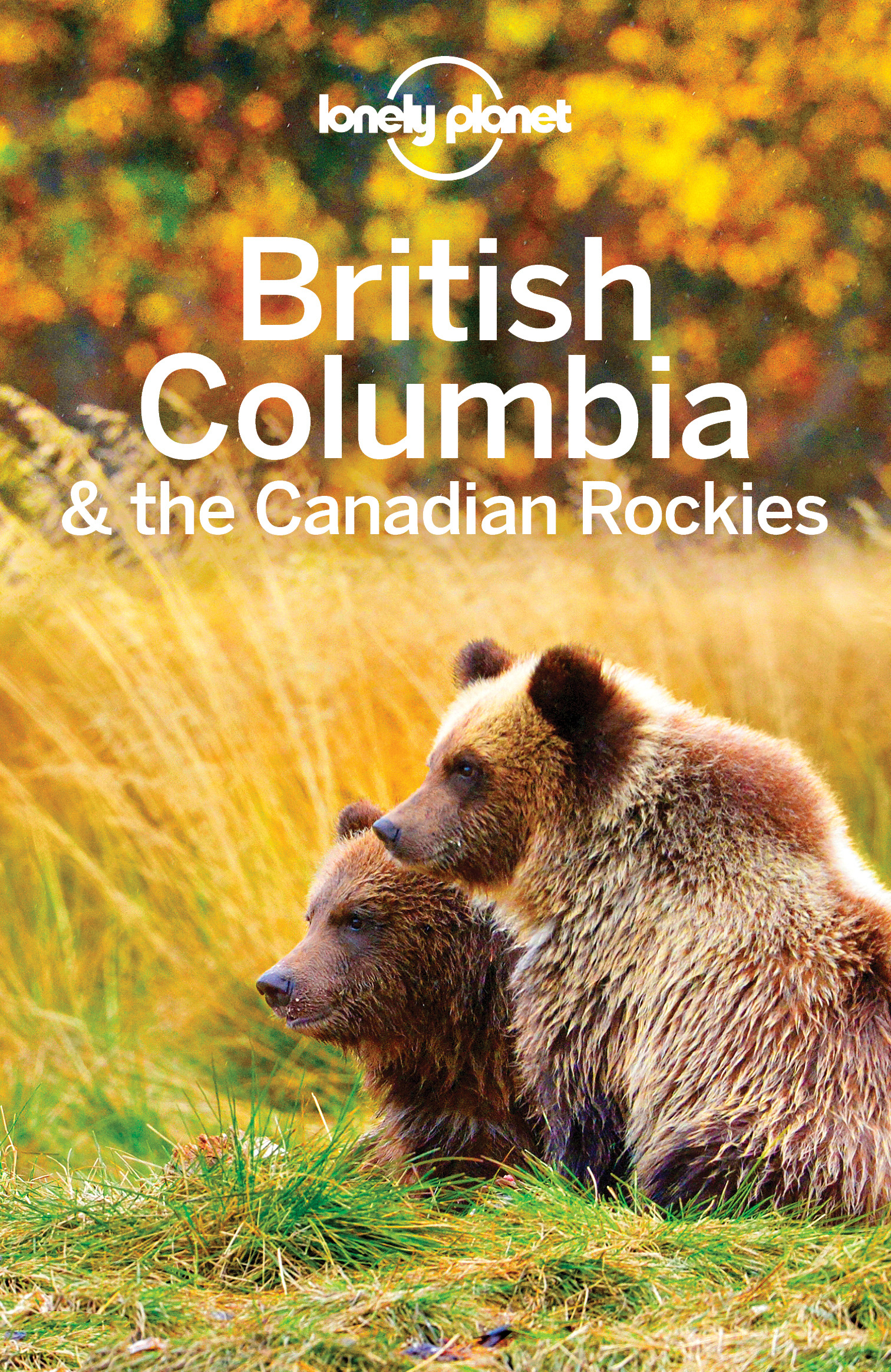 Berkmoes, Ryan Ver - Lonely Planet British Columbia & the Canadian Rockies, e-kirja