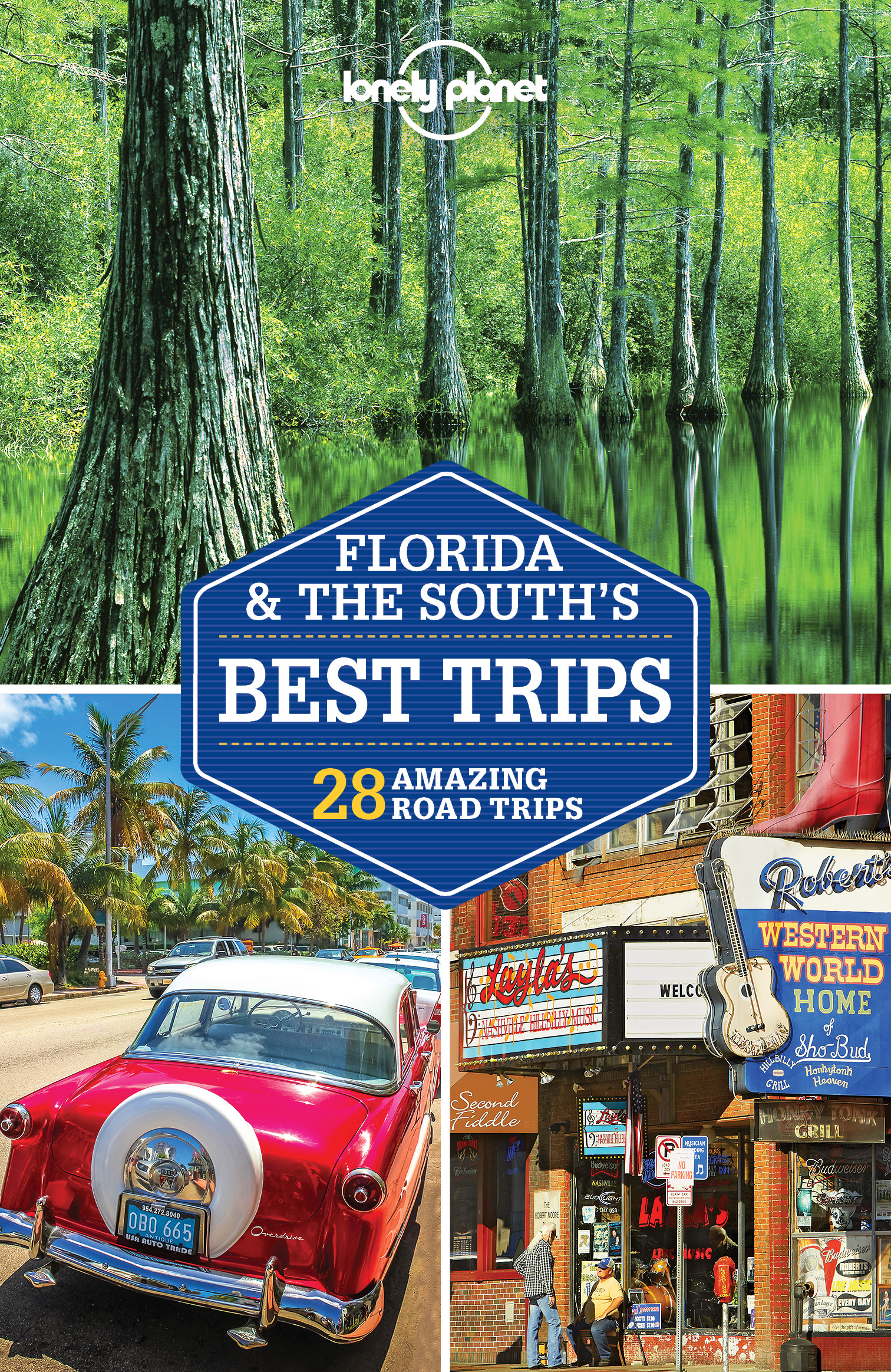 Armstrong, Kate - Lonely Planet Florida & the South's Best Trips, ebook