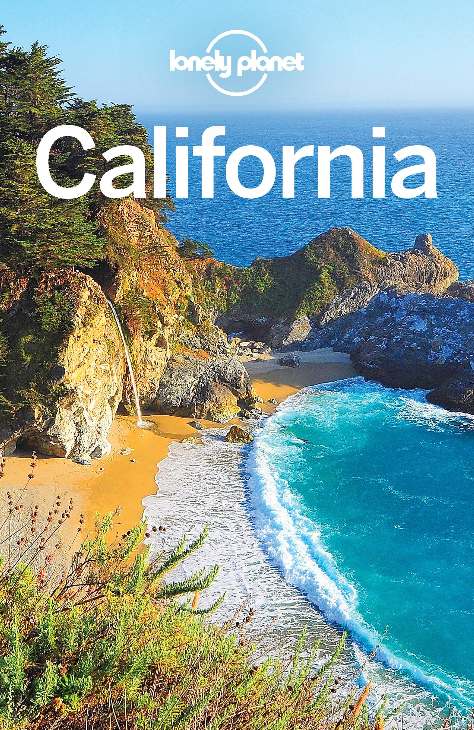 Atkinson, Brett - Lonely Planet California, ebook