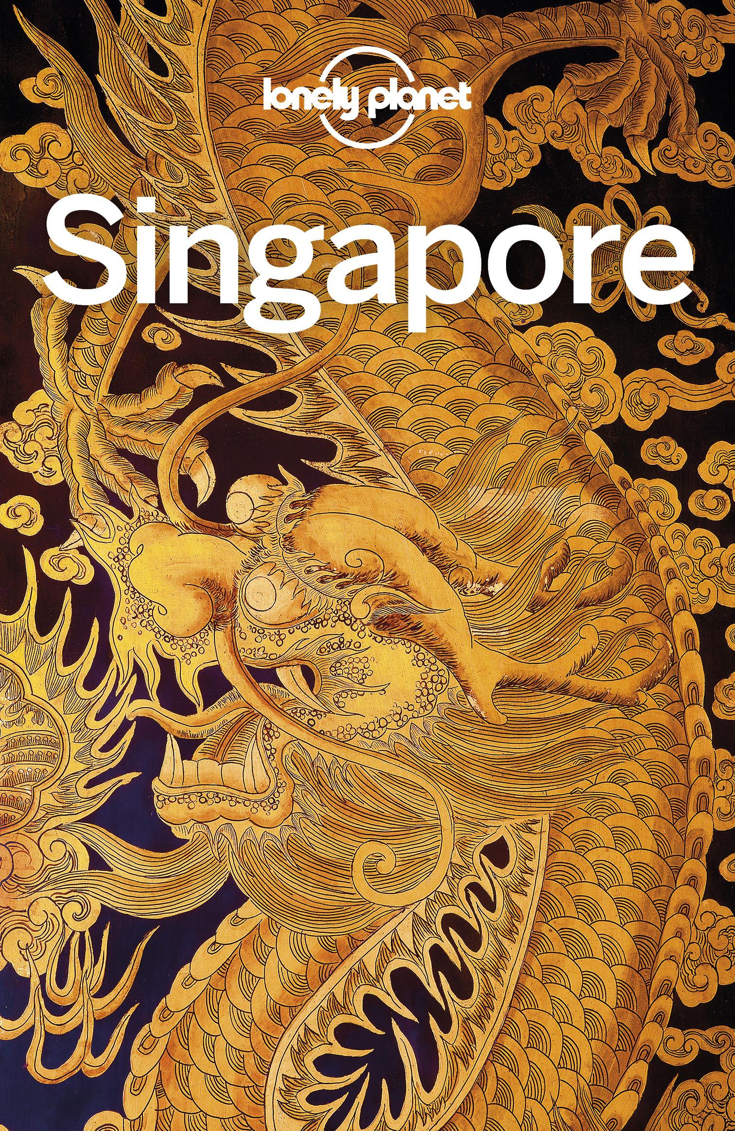 Jong, Ria de - Lonely Planet Singapore, e-bok