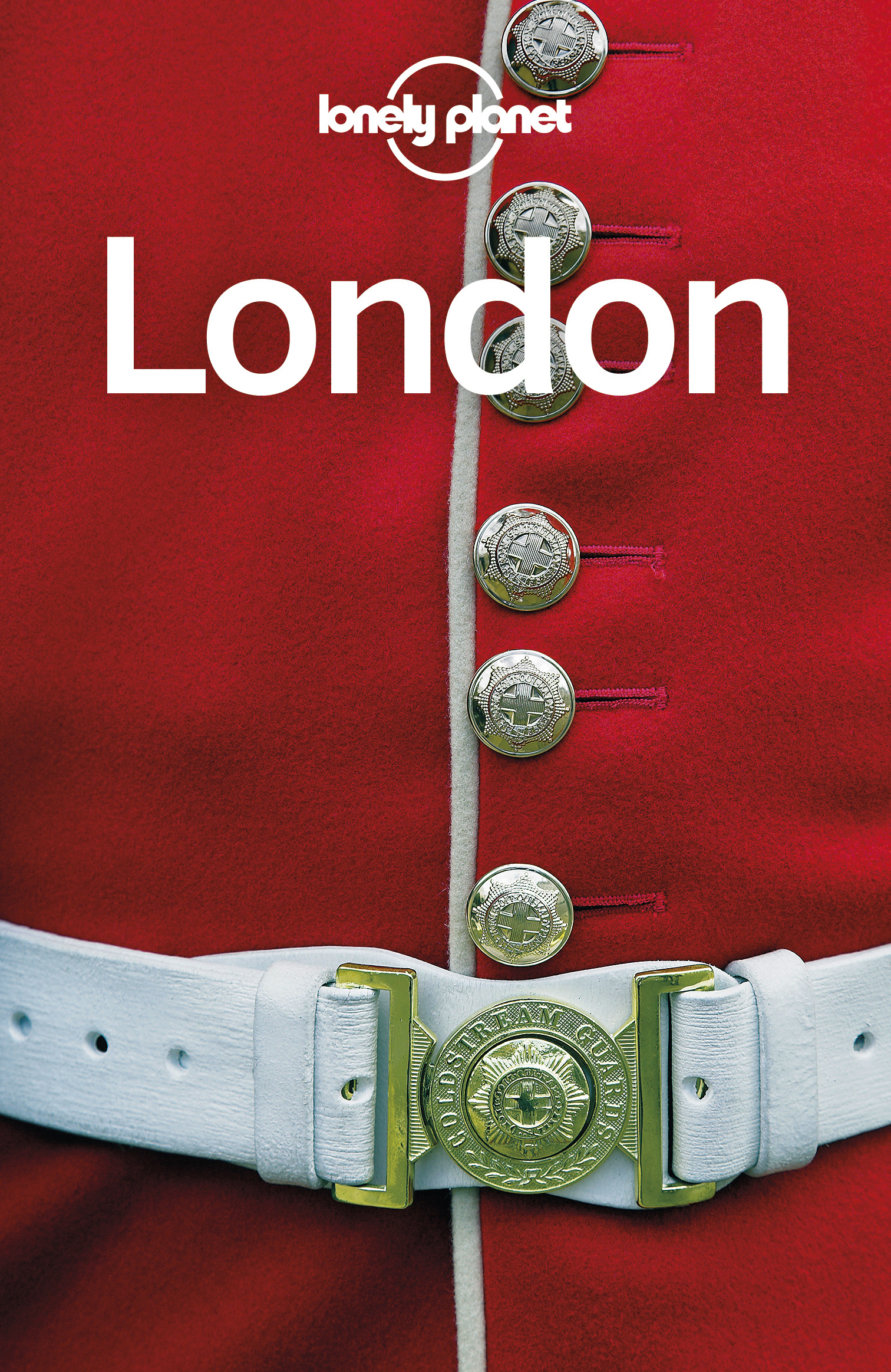 Dragicevich, Peter - Lonely Planet London, e-kirja
