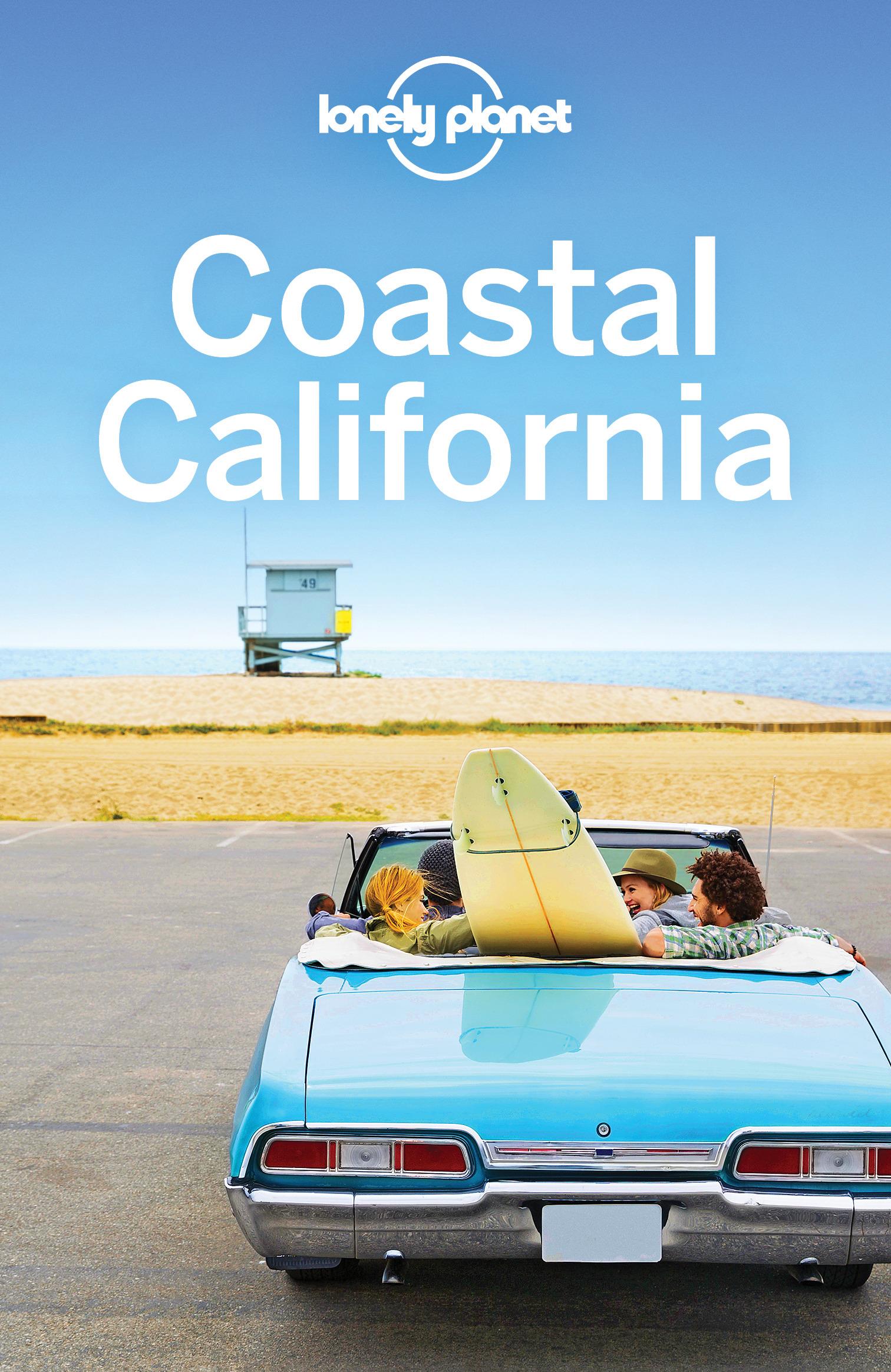 Atkinson, Brett - Lonely Planet Coastal California, ebook