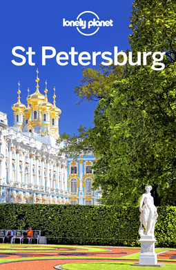 Louis, Regis St - Lonely Planet St Petersburg, ebook