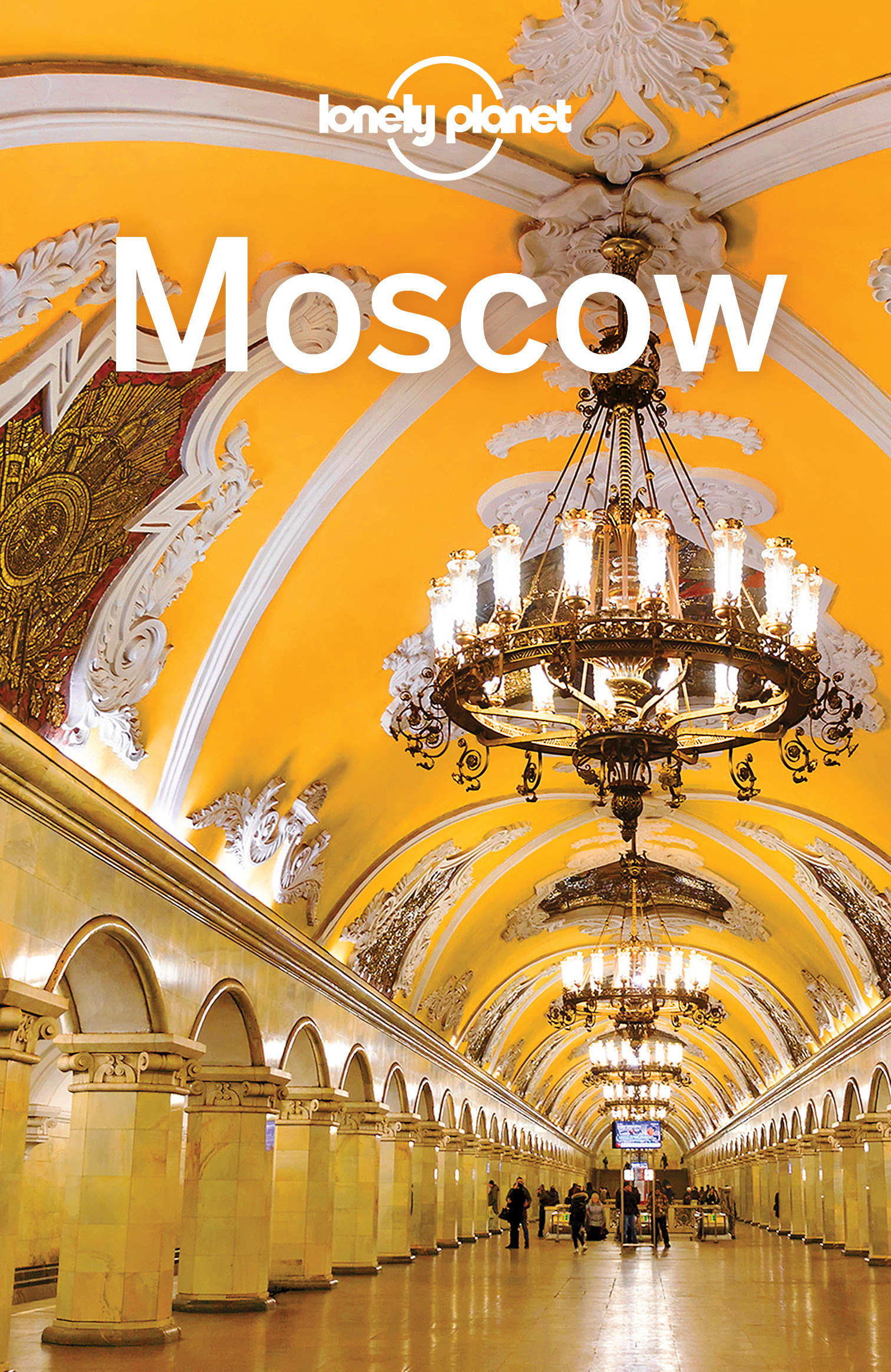 Planet, Lonely - Lonely Planet Moscow, ebook