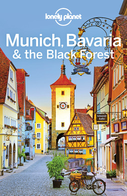 Planet, Lonely - Lonely Planet Munich, Bavaria & the Black Forest, ebook
