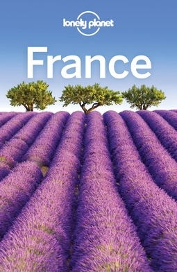 Planet, Lonely - Lonely Planet France, e-kirja