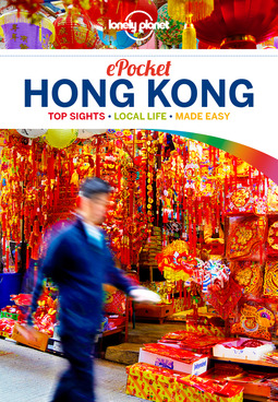 Planet, Lonely - Lonely Planet Pocket Hong Kong, e-kirja