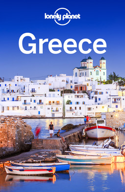 Armstrong, Kate - Lonely Planet Greece, e-kirja