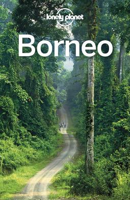Planet, Lonely - Lonely Planet Borneo, e-kirja
