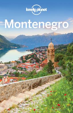 Planet, Lonely - Lonely Planet Montenegro, e-kirja