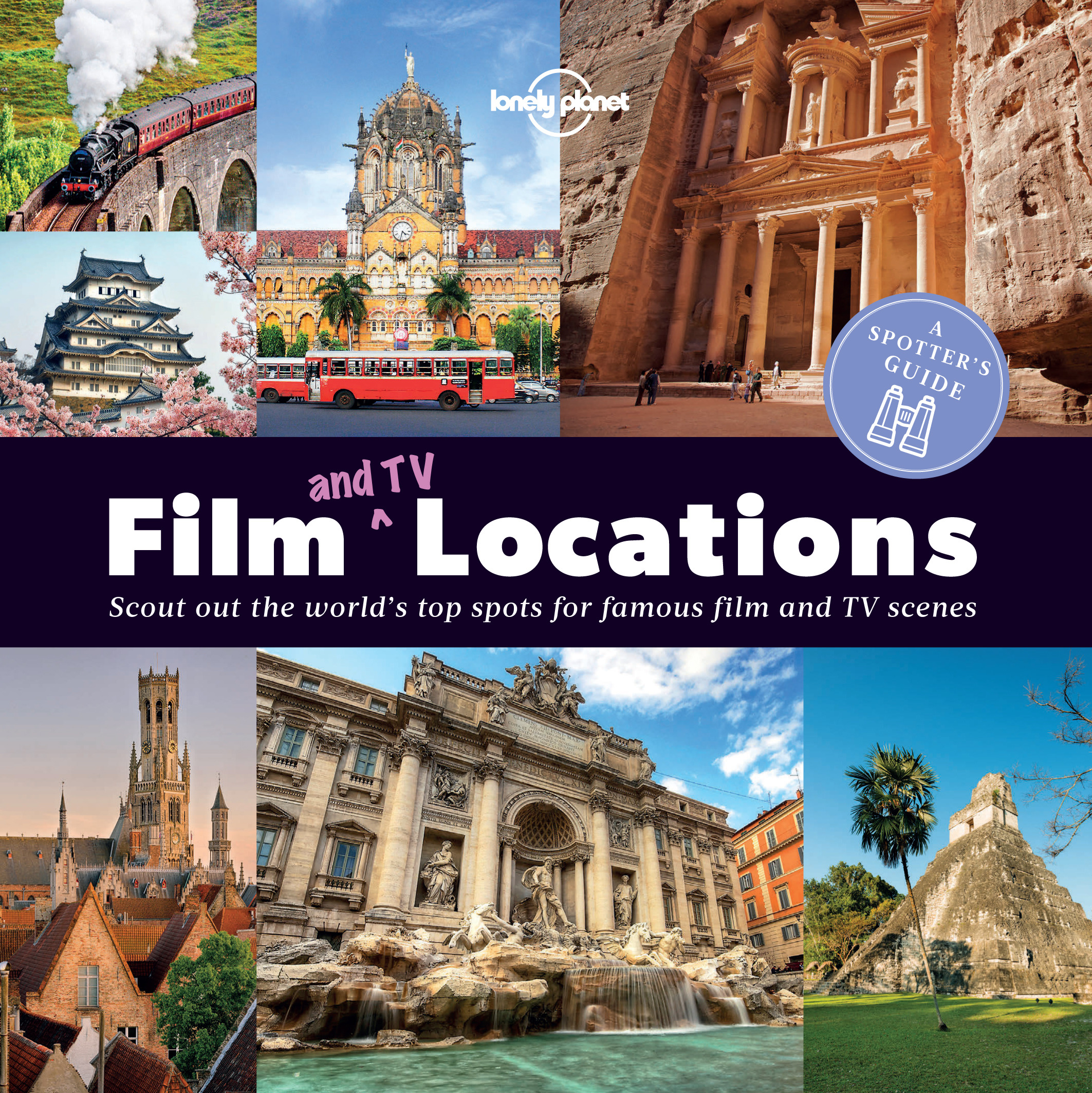 Planet, Lonely - A Spotter's Guide to Film (and TV) Locations, ebook