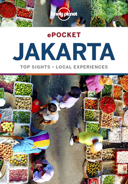 Planet, Lonely - Lonely Planet Pocket Jakarta, ebook