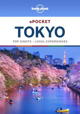 Milner, Rebecca - Lonely Planet Pocket Tokyo, e-kirja