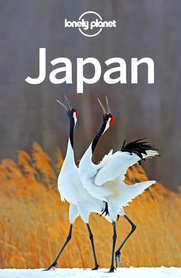 Bartlett, Ray - Lonely Planet Japan, e-bok
