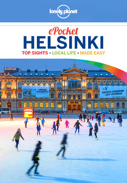 Nevez, Catherine Le - Lonely Planet Pocket Helsinki, ebook