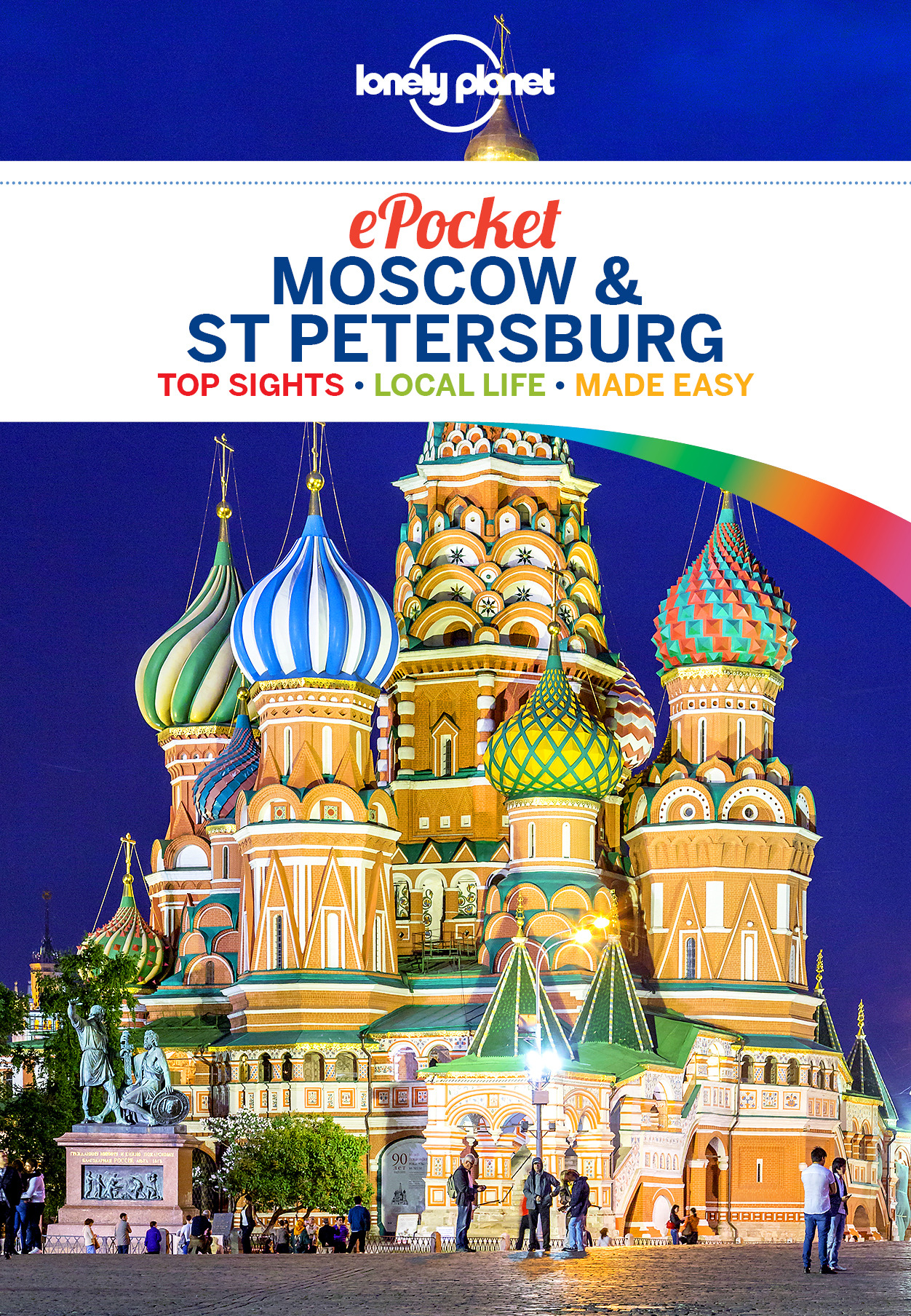 Louis, Regis St - Lonely Planet Pocket Moscow & St Petersburg, ebook