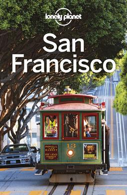 Benchwick, Greg - Lonely Planet San Francisco, ebook