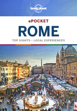 Averbuck, Alexis - Lonely Planet Pocket Rome, ebook