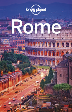 Averbuck, Alexis - Lonely Planet Rome, ebook