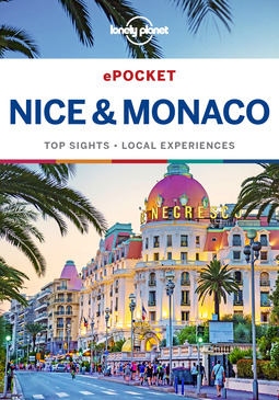 Planet, Lonely - Lonely Planet Pocket Nice & Monaco, ebook