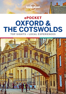 Planet, Lonely - Lonely Planet Pocket Oxford & the Cotswolds, e-kirja